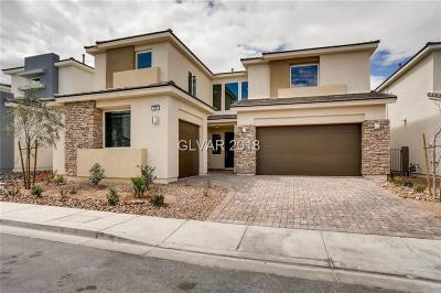 Las Vegas NV Single Family Home For Sale: $455,088