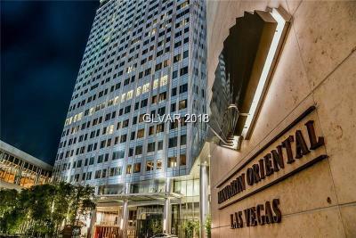 Resort Condo At Luxury Buildin High Rise For Sale: 3750 South Las Vegas Boulevard #3310 & 3