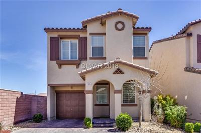 Las Vegas NV Single Family Home For Sale: $248,000