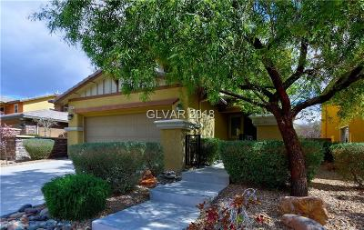 Las Vegas Single Family Home Contingent Offer: 5402 Bristol Bend Court