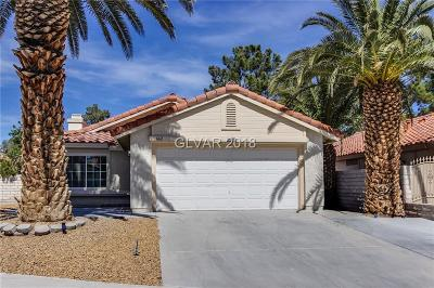 Las Vegas NV Single Family Home For Sale: $267,000