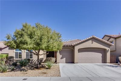 North Las Vegas NV Single Family Home For Sale: $377,000