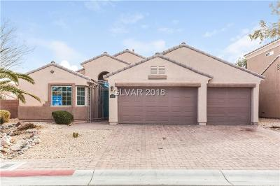 Las Vegas NV Single Family Home For Sale: $322,000