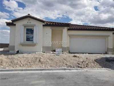 Las Vegas NV Single Family Home For Sale: $379,840