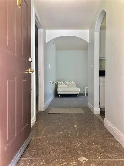 Las Vegas NV Condo/Townhouse For Sale: $149,900