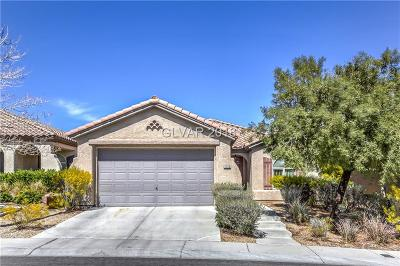 Las Vegas NV Single Family Home For Sale: $385,000