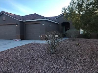 Clark County Single Family Home For Sale: 3862 Wild Pansy Court