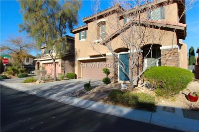 Clark County Single Family Home For Sale: 10300 Caverns Mouth Drive