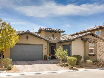 Las Vegas Single Family Home For Sale: 6799 Azure Clouds Way