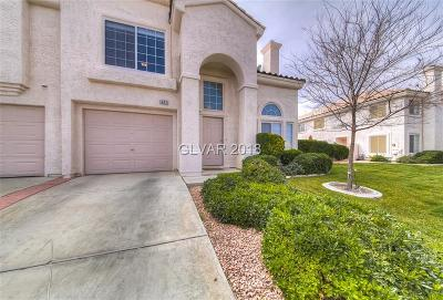 Henderson NV Condo/Townhouse For Sale: $230,000