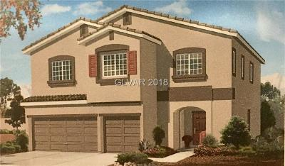 Las Vegas NV Single Family Home For Sale: $379,990