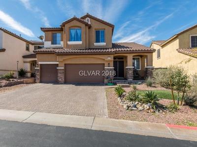 Henderson NV Single Family Home For Sale: $390,000