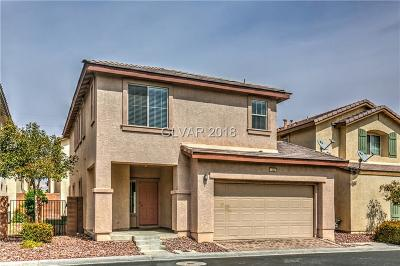North Las Vegas NV Single Family Home Sale Pending: $225,000