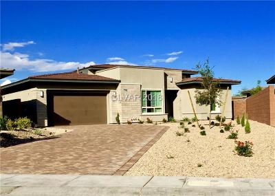 Las Vegas NV Single Family Home For Sale: $583,995