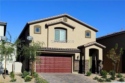 North Las Vegas Single Family Home For Sale: 5305 Golden Melody Lane