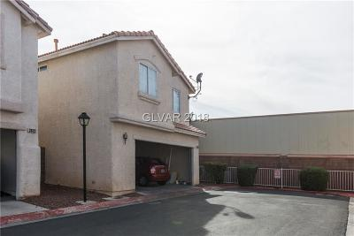 North Las Vegas NV Single Family Home For Sale: $199,900