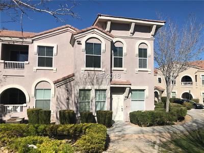 Las Vegas NV Condo/Townhouse For Sale: $199,990