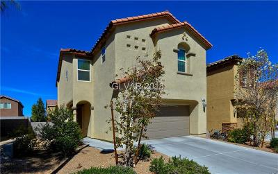 Las Vegas Single Family Home For Sale: 9136 Checkerboard Court