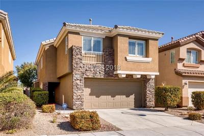 Las Vegas Single Family Home For Sale: 262 Soggy Ruff Way