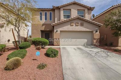 North Las Vegas Single Family Home For Sale: 6112 River Belle Street
