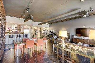 Soho Loft, Soho Lofts High Rise Contingent Offer: 900 Las Vegas Boulevard #913