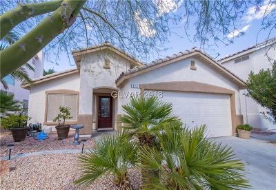 Las Vegas Single Family Home For Sale: 670 Sole Addiction Avenue