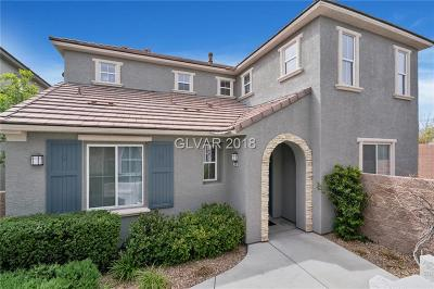 Single Family Home Contingent Offer: 2185 Silvered Bark Drive