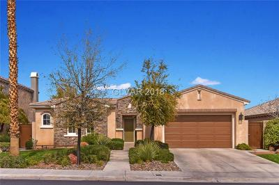 Red Rock Cntry Club At Summerl Single Family Home Contingent Offer: 3067 Red Springs Drive