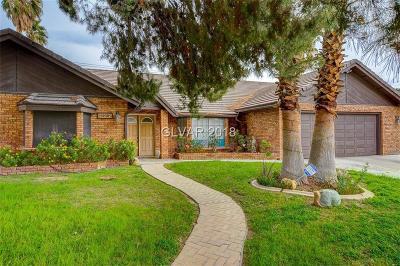 Las Vegas Single Family Home For Sale: 1908 Canterbury Drive