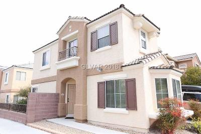 Las Vegas NV Single Family Home For Sale: $214,990