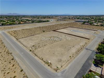 Las Vegas Residential Lots & Land For Sale: Red Coach Ave
