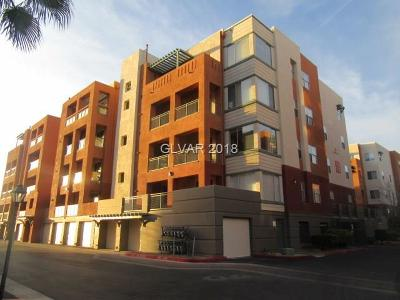 Las Vegas Condo/Townhouse For Sale: 35 Agate Avenue #307