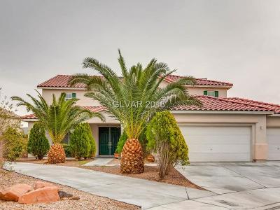 Single Family Home For Sale: 5500 Rocky Ravine Avenue