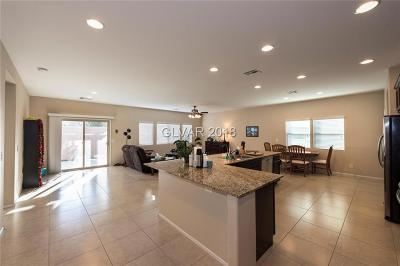 Las Vegas Single Family Home For Sale: 2780 Mickey Mantle Court