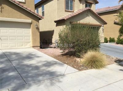 North Las Vegas NV Single Family Home For Sale: $200,000