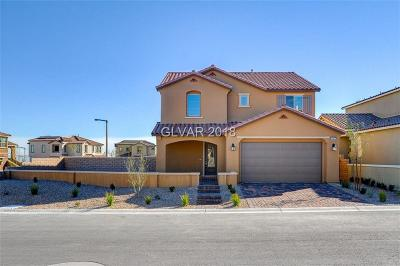 Las Vegas Single Family Home For Sale: 11807 Mino Rio Avenue