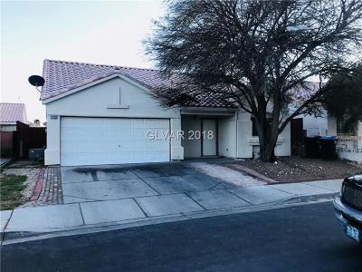 Las Vegas Single Family Home For Sale: 2909 Windstorm Avenue