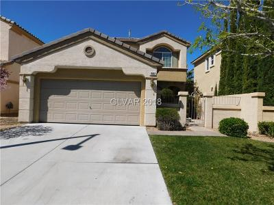 Las Vegas, North Las Vegas Rental For Rent: 11032 Rusty Ray Drive