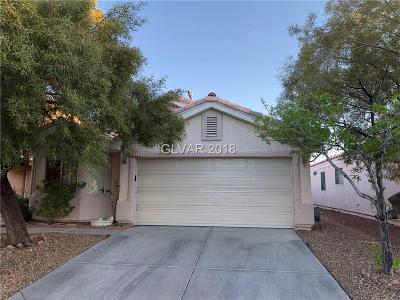 Henderson Single Family Home For Sale: 2305 Silver Crew Pass