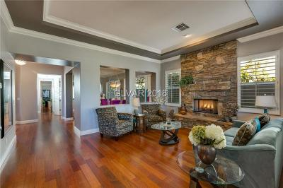 Red Rock Cntry Club At Summerl Single Family Home Contingent Offer: 3066 Soft Horizon Way