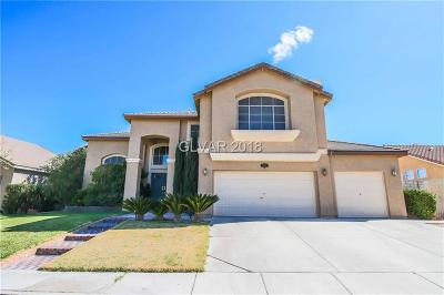 Single Family Home Contingent Offer: 1301 Crescent Moon Drive