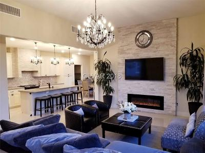 Las Vegas Single Family Home Contingent Offer: 5346 Thistle Wind Drive
