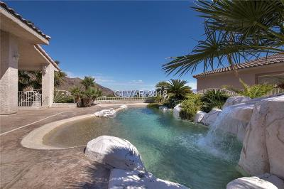 Boulder City Single Family Home For Sale: 310 Barcelona Court