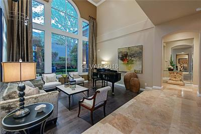 Single Family Home Contingent Offer: 9105 Crystal Lake Court