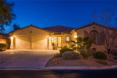 Las Vegas Single Family Home For Sale: 6988 Haldir Avenue