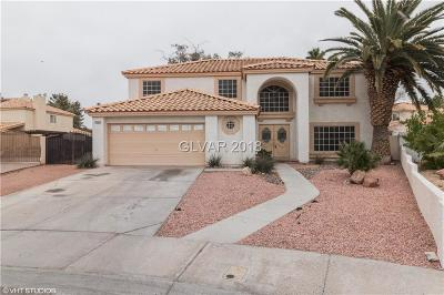 Henderson, Las Vegas Single Family Home For Sale: 1510 Twin Springs Court