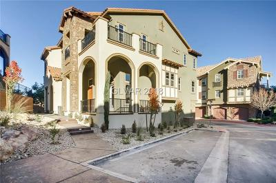 Henderson Condo/Townhouse Under Contract - No Show: 41 Via Verso Lago #17