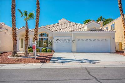 Single Family Home Contingent Offer: 9321 Sienna Ridge Drive
