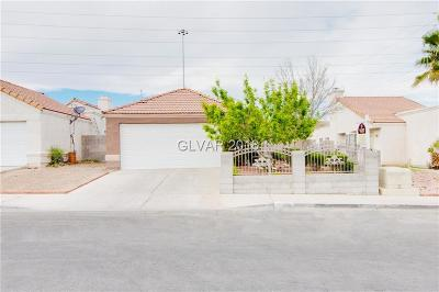 Las Vegas NV Single Family Home Contingent Offer: $180,000
