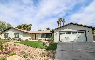 Clark County Single Family Home Contingent Offer: 3662 Forestcrest Drive
